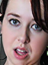 Horny Asian ex girlfriend Tia spreading her legs and masturbating with a huge dildo